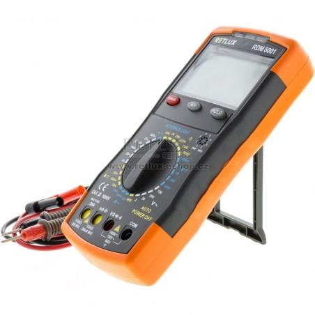 Retlux digitalni multimetar RDM 8001