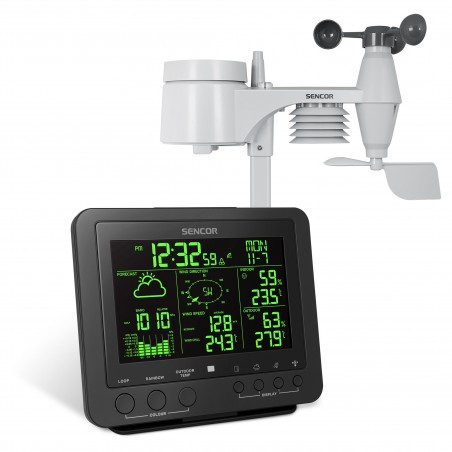 Sencor vremenska stanica SWS 9700
