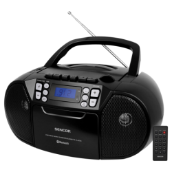 Sencor CD USB radio...
