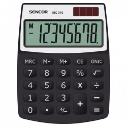 Sencor kalkulator SEC 310