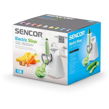 Sencor rezalica voća i povrća SSG 3500WH