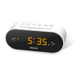 Sencor radio alarm sat SRC...