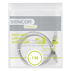 Sencor UTP kabel SCO 560-010